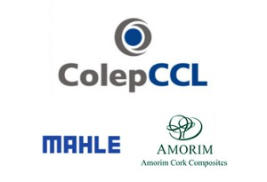 ColepCC, Mahle and Amorim Cork Composites