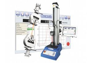 Máquina Universal de Ensaios controlada por touch-screen