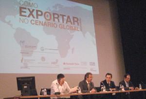 """Seminário """"Como Exportar no Cenário Global"""""""