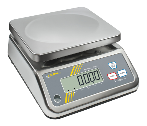 Bench scales FFN