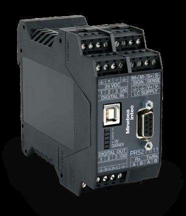 Transmissor 24V DC PR 5220